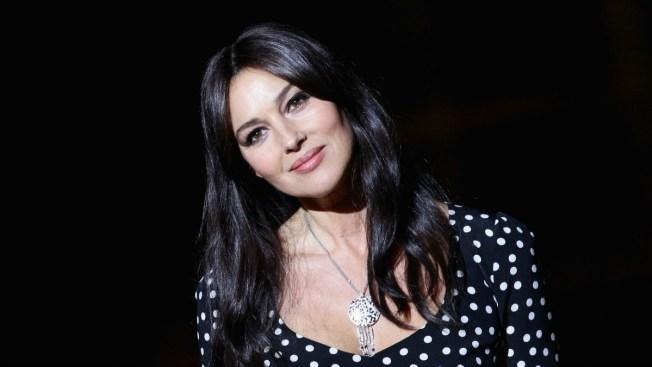 Monica Belluci, la chica Bond más madura