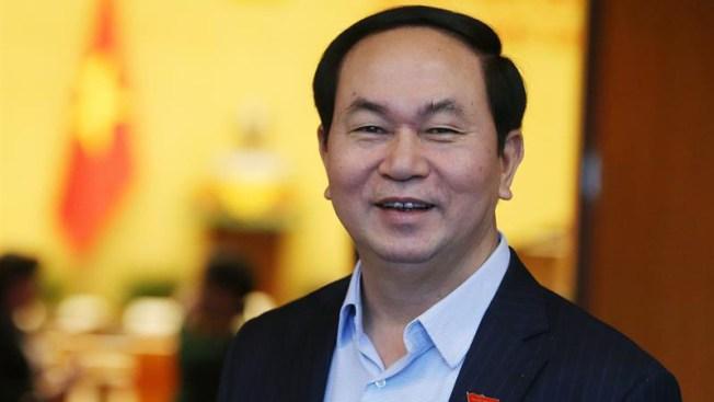 Fallece el presidente de Vietnam tras larga enfermedad