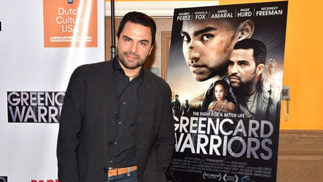 "Actor orgulloso de ""Greencard Warriors"""