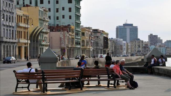 Malecón acoge el arte
