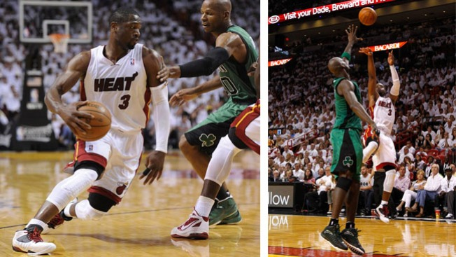 Heat sin problemas ante Boston