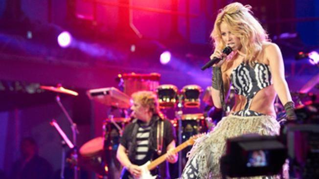 Desmienten embarazo de Shakira