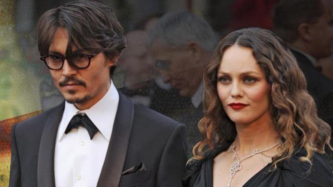 Rompen Johnny Depp y su novia