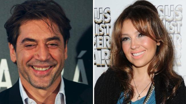 Estrellas para Thalía y Bardem