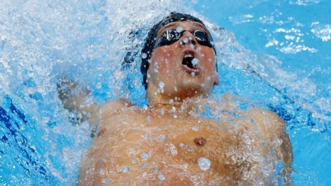 Lochte: Hago pipí en la piscina