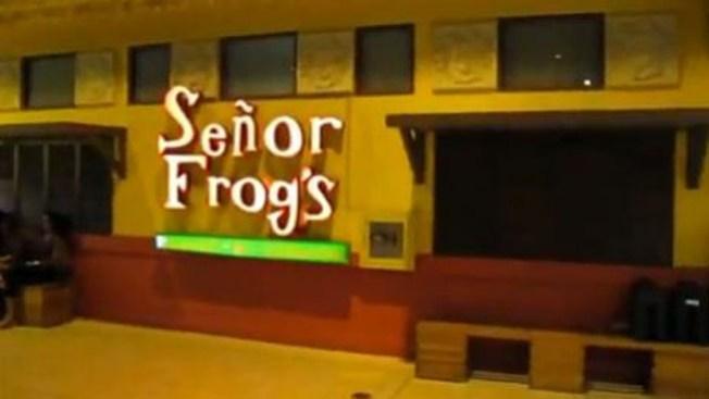 Demanda de acoso a Señor Frog's