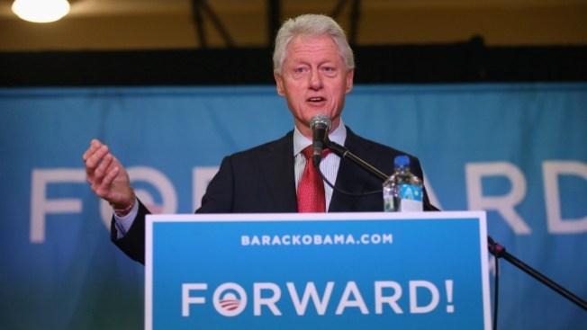 Clinton en Florida por Obama