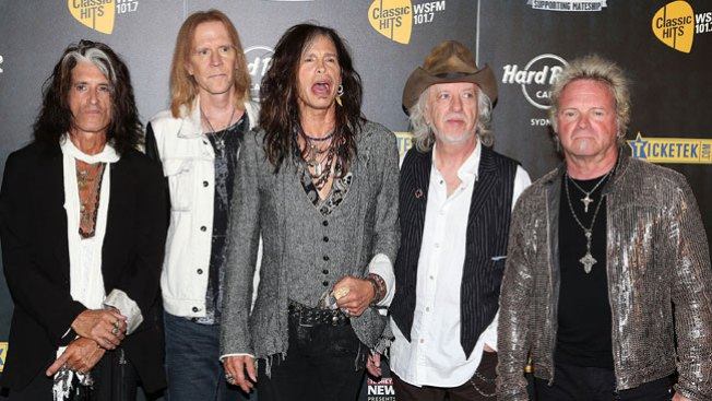 Aerosmith tocará por víctimas en Boston