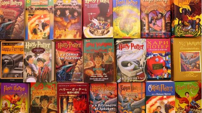 Harry Potter le gana a la Biblia