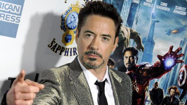 """The Avengers"" van al espacio"