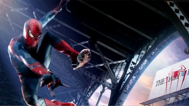 Revelan secreto del traje de Spiderman