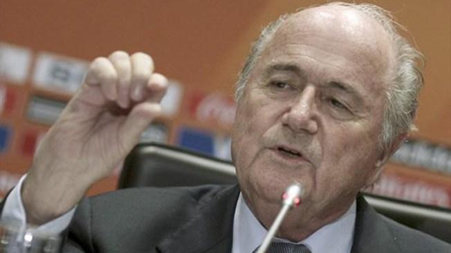 Joseph Blatter llega a Cuba