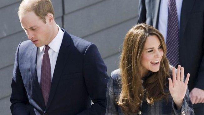 William y Kate: popularidad en alza
