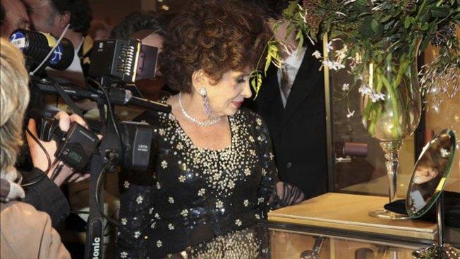 Gina Lollobrigida vende sus joyas