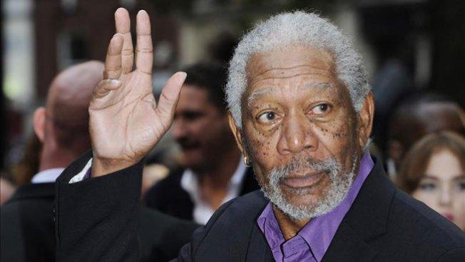 Morgan Freeman, un Dios entre actores