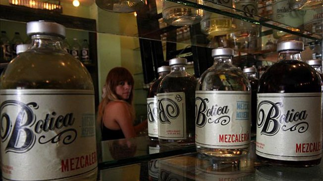 Mezcal: una bebida explosiva