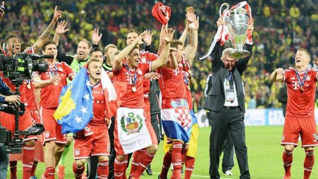 Robben da la 'Champions' al Bayern