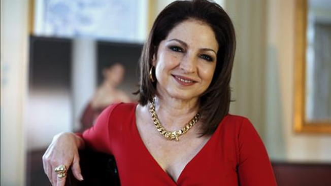 "Gloria Estefan y su disco ""The standards"""