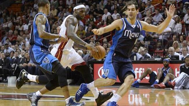 El Heat sigue su racha ganadora