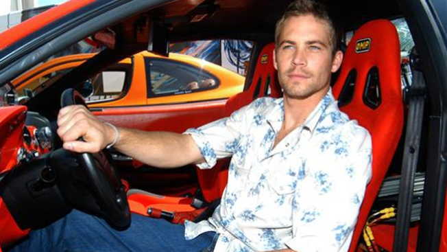 Carro de Paul Walker iba a 100 millas
