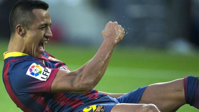 Barcelona golea al Eleche 4-0