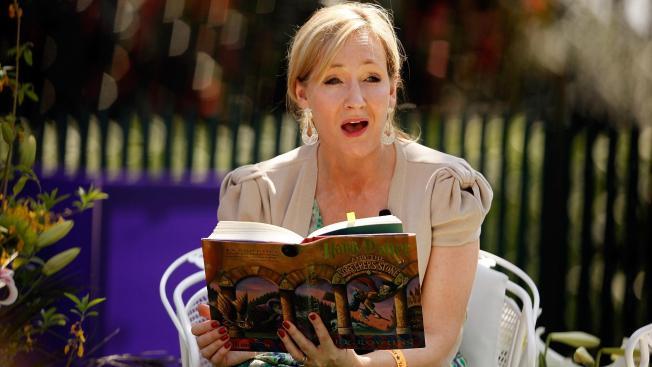 En su propia voz: J. K. Rowling