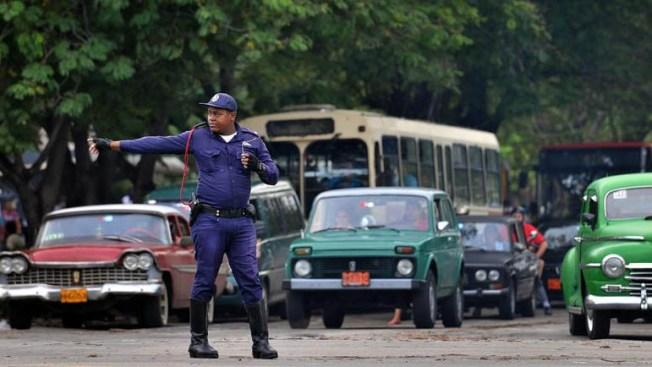 Aumentaron accidentes de tráfico en Cuba