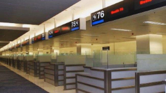 Aeropuerto estrena terminal