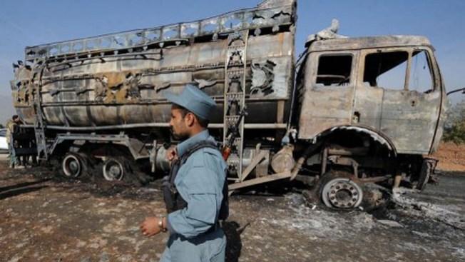 Bomba mata a 10 afganos y hiere a 25