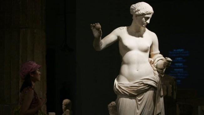 Afrodita: más allá de su aire seductor