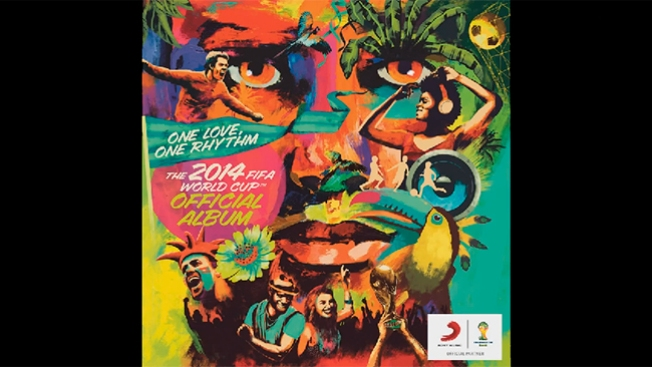 """One Love, One Rhythm"" álbum oficial Brasil 2014"
