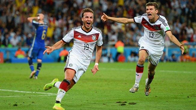 Alemania: Nuevo campeón del mundo