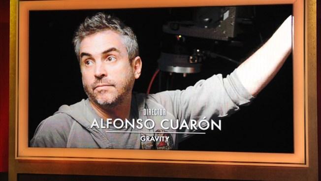 """""""Gravity"""" de Cuarón: 10 nominaciones"""