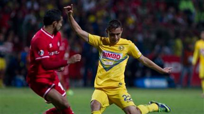 Paraguayo Benítez da triunfo a Toluca