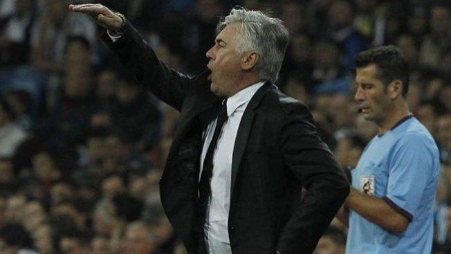 Ancelotti se estrella en derbi madrileño