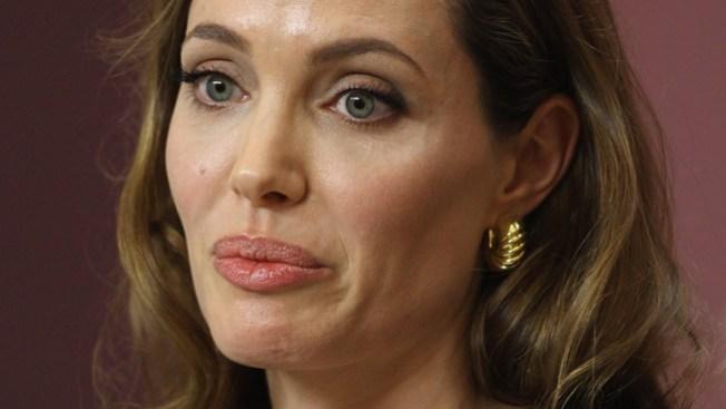 ¿Angelina al borde de la muerte?