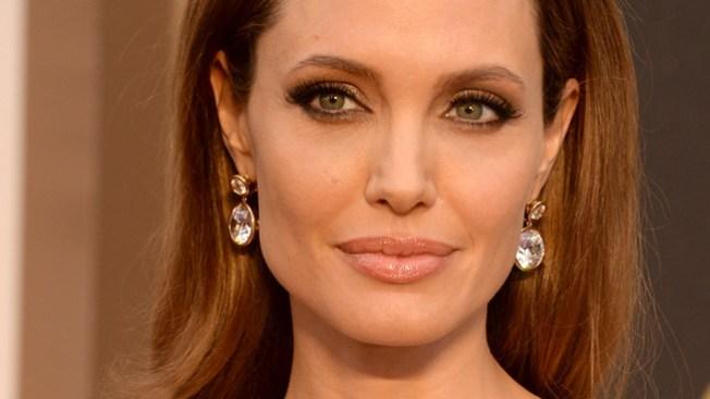 """Angelina Jolie presenta """"Unbroken"""""""