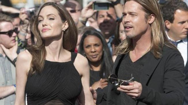 Angelina Jolie reaparece espléndida