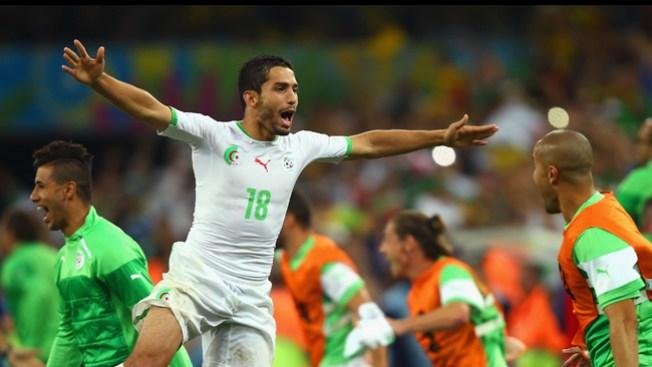Argelia avanza tras encuentro con Rusia