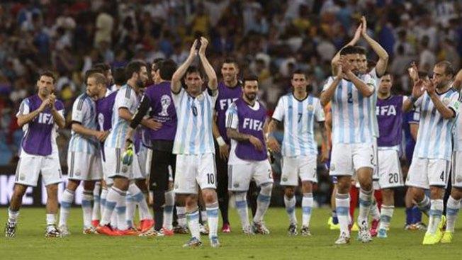 Mundial: Argentina gana a Bosnia por 2-1