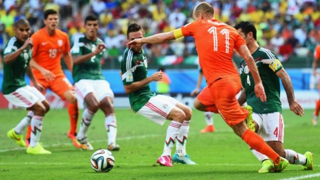 Robben se disculpa por tirarse, pero...