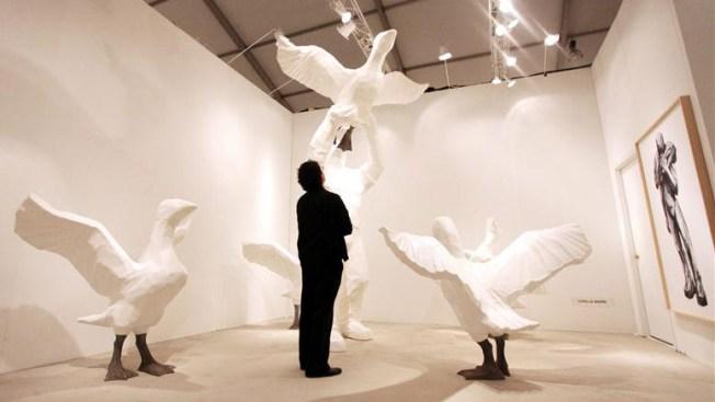 Art Basel satélite para otras ferias de arte