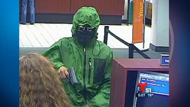 Se busca: asalta banco a mano armada