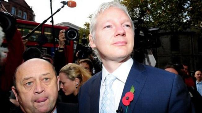 Extraditarían a Julian Assange