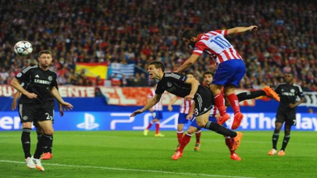 Atlético y Chelsea, por el cupo a la final