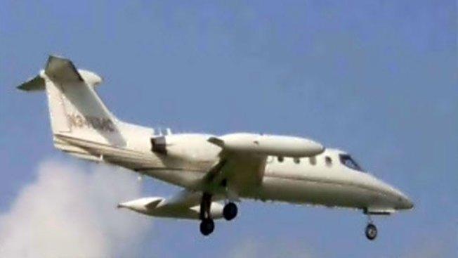 ¿En qué avioneta volaba Jenni?