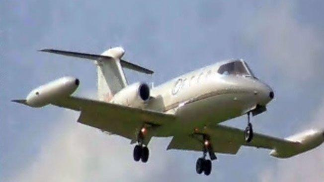 Avioneta de Jenni explotó