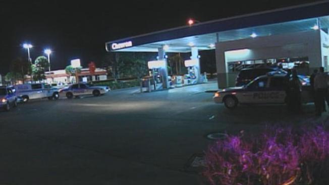 Pánico en gasolinera de Homestead