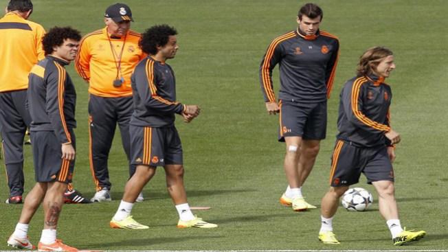 Madrid vs. Bayern, juego de alto voltaje