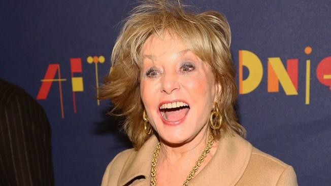 Barbara Walters se retira de la pantalla chica
